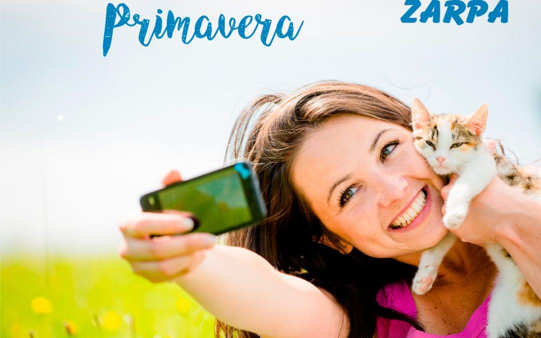 Concurso Selfie Primavera